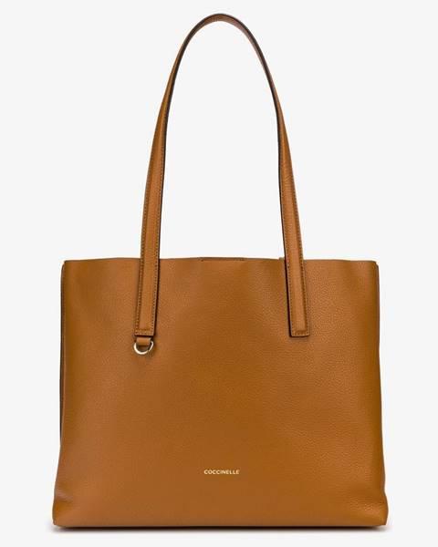 Hnedá kabelka Coccinelle