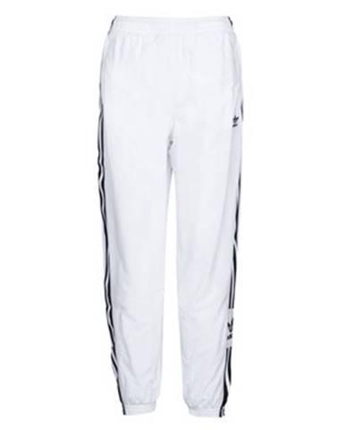 Biele tepláky adidas