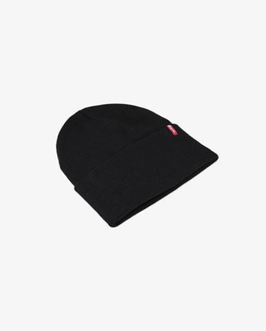 Čierna čiapka levi's®