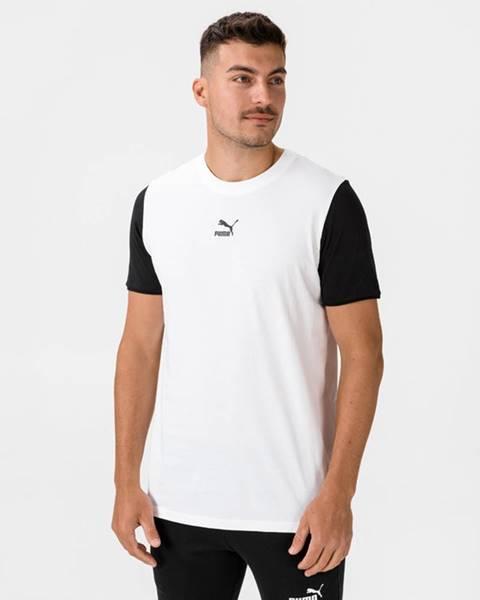 Biele tričko Puma