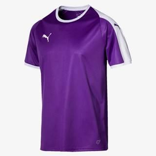 Puma Liga Jersey Tričko Fialová Viacfarebná