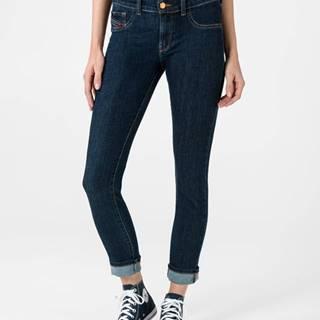 Diesel Livier-S Jeans Modrá