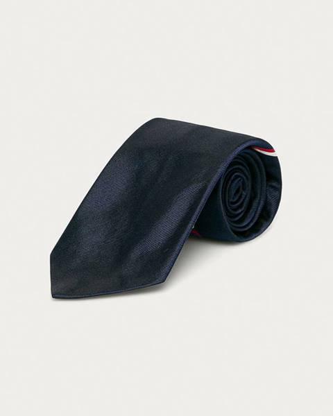 Tmavomodrá kravata Polo Ralph Lauren