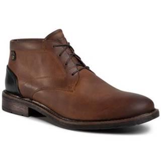 Šnurovacia obuv Lasocki for men MB-MANAUS-04 koža(useň) lícová