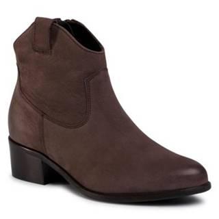 Členkové topánky Lasocki 1956-01 nubuk