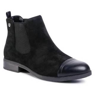 Členkové topánky Jenny Fairy LS3523-01A Materiał tekstylny,koža ekologická