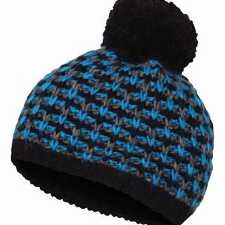 Husky  Cap 9 Čierna/modrá, S-M čiapka