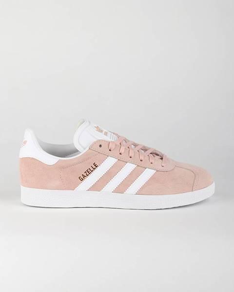 Ružové topánky adidas Originals