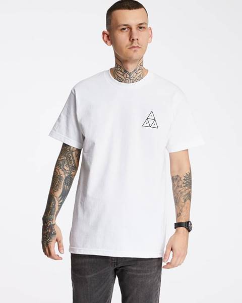 Biele tričko HUF