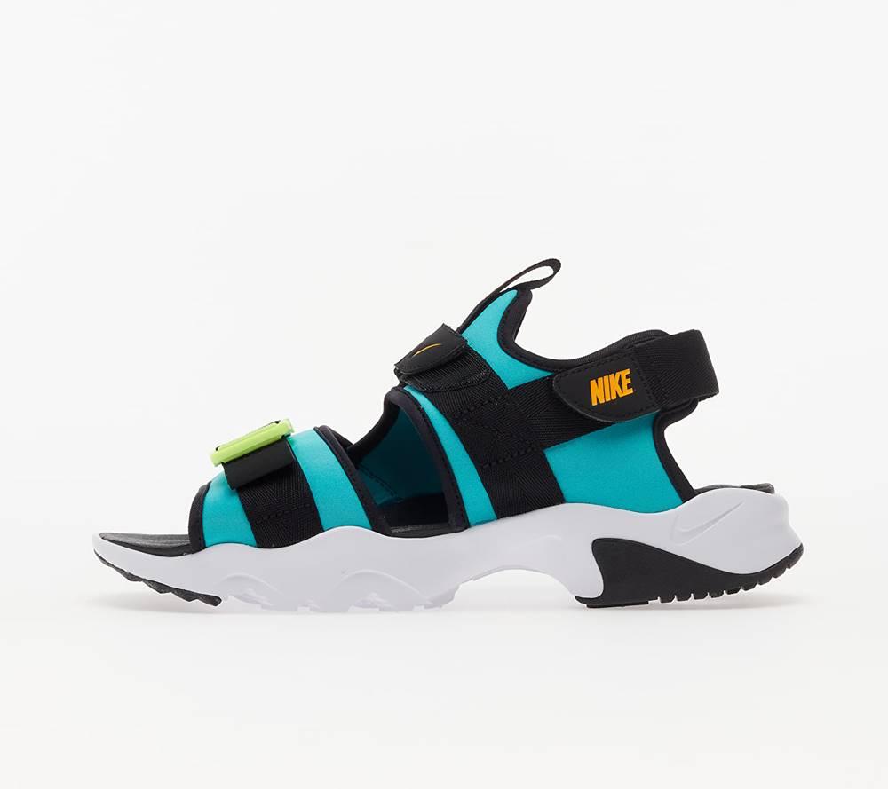 Nike Nike Canyon Sandal Oracle Aqua/ Laser Orange