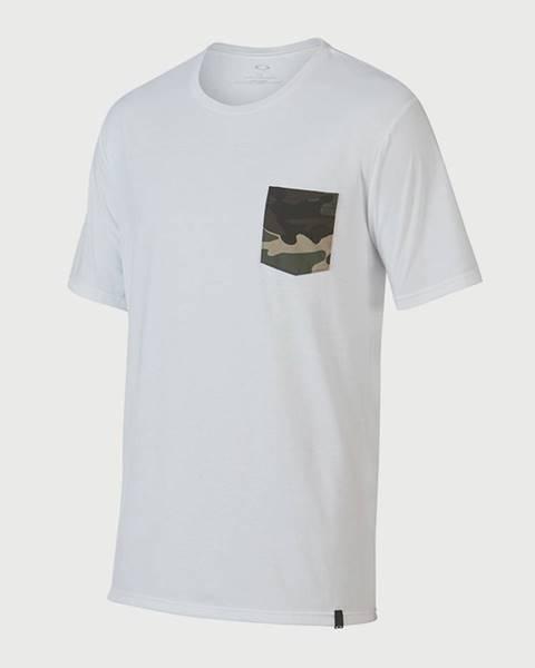 Farebné tričko Oakley