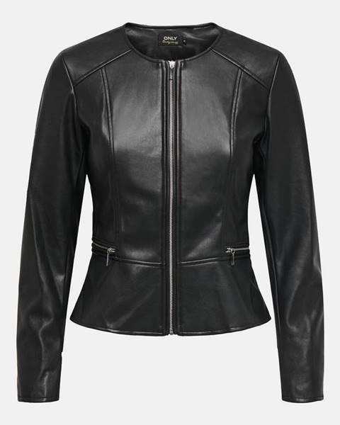 Čierna bunda Only