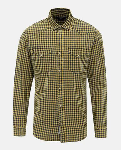 Žltá košeľa Jack & Jones