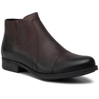 Členkové topánky Lasocki for men MB-PRADO-02 koža(useň) lícová