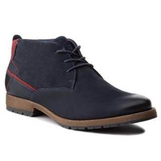 Šnurovacia obuv Lasocki for men MI07-A660-A521-06 nubuk,koža(useň) lícová