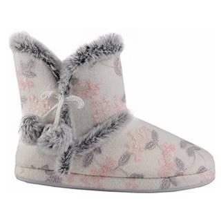 Papuče Home&Relax 20SWG4017 Materiał tekstylny